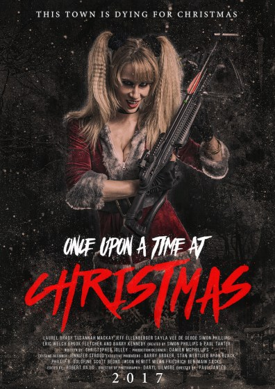 Once Upon a Time at Christmas - UK Poster 2 - Mrs Claus