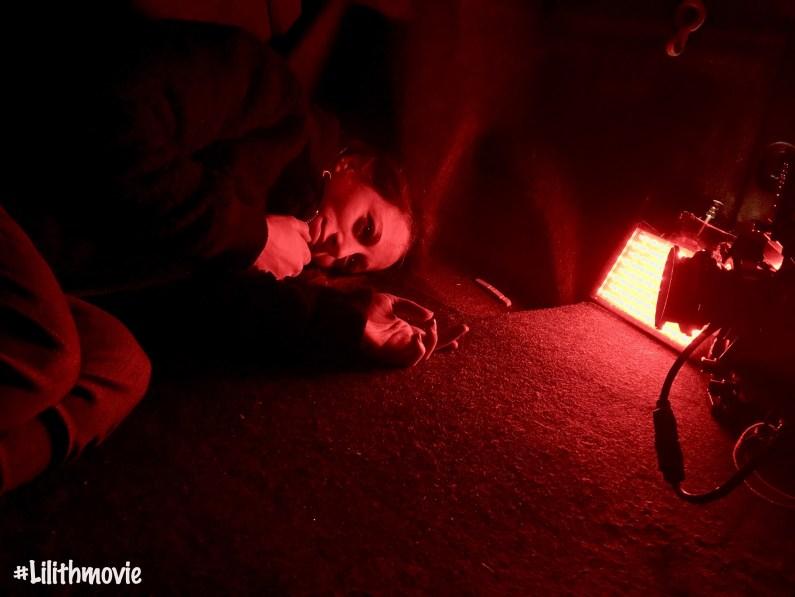 Lilith Dani S in trunk