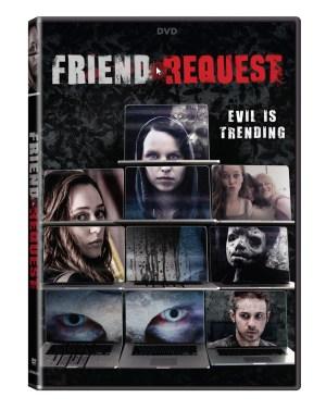 Friend Request DVD
