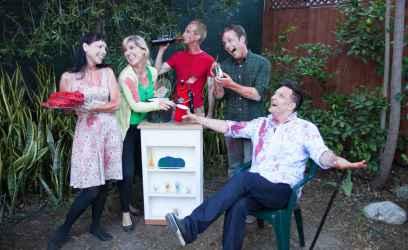 Garden Party Massacre - Cast