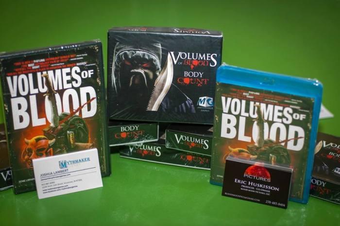 VOB Game & Movie