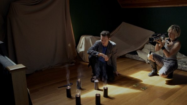 Within the Darkness - Jonathan Zuck Seance Still
