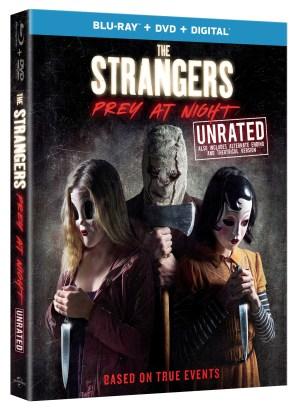 The Strangers Prey at Night Blu-Ray