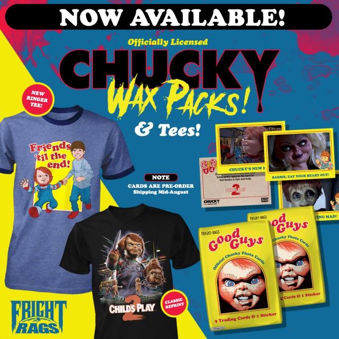 Chucky Fright Rags