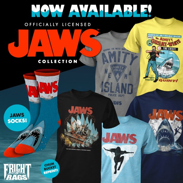 JAWS Fright Rags