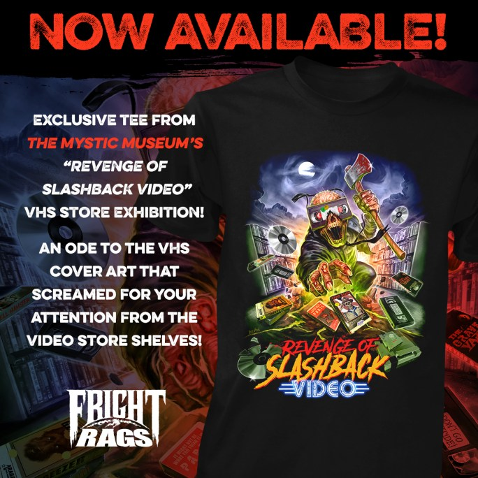 Slachback - Fright Rags
