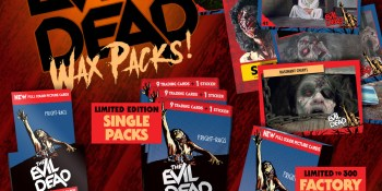 Evil Dead Wax Packs