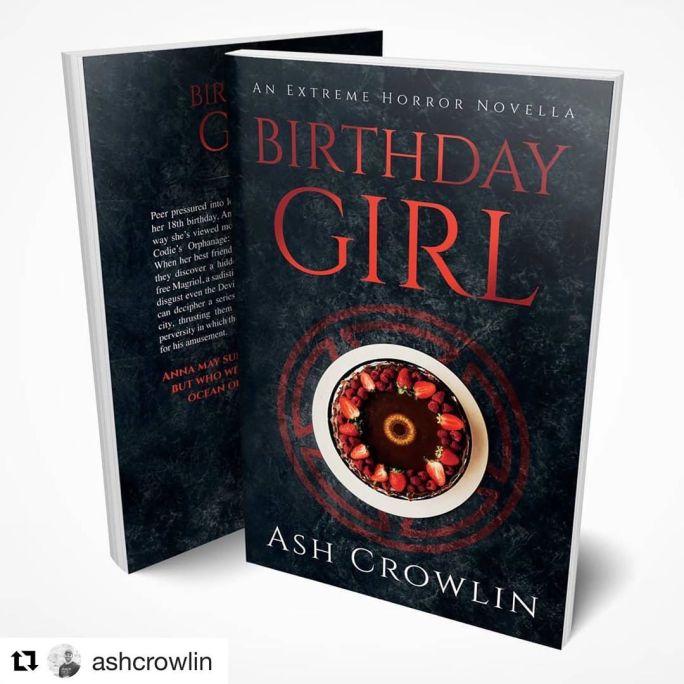 Birthday Girl Giveaway