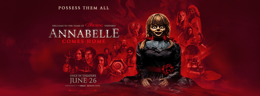 Annabelle Comes Home (2019) – Free Advance Screening Somerville