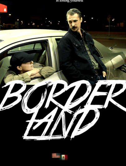 'Borderland' Now Available on DVD and Blu-ray