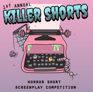 Killer Shorts - Horror Short Screenplay Competition