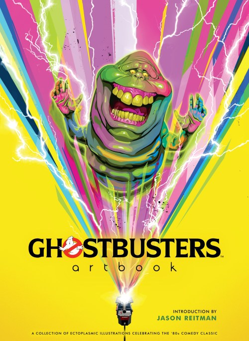 Ghostbusters Artbook (1)