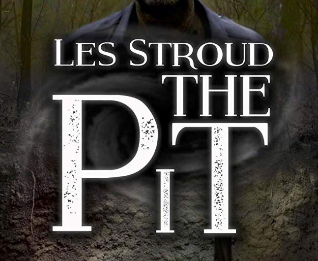 Survivorman's Les Stroud Falls Into First Trailer For The Pit