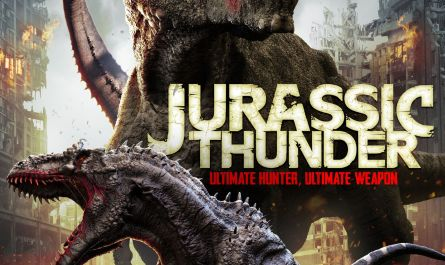 Jurassic Thunder - Poster