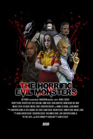 The Horrific Evil Monsters - Teaser Poster