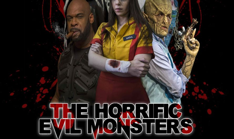 'The Horrific Evil Monsters' First Teaser Trailer Is Here!