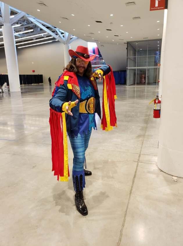 Wizard World Cleveland 2020 7