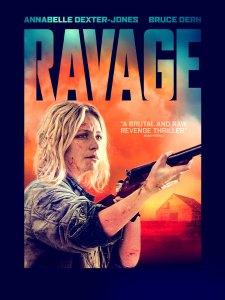 Ravage (Signature Entertainment, 5th October) Artwork