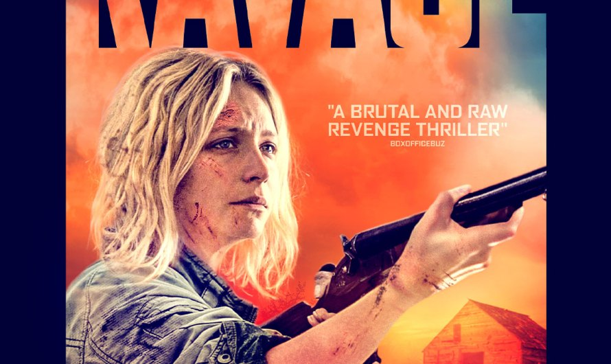 Ravage – Trailer and Artwork – Coming October 5th