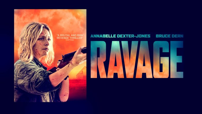 Ravage (Signature Entertainment, 5th October) Banner