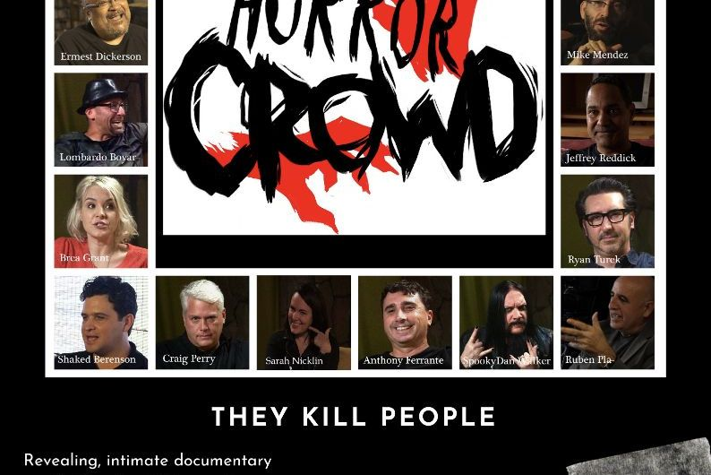 'The Horror Crowd' World Premiere at FrightFest Digital Edition