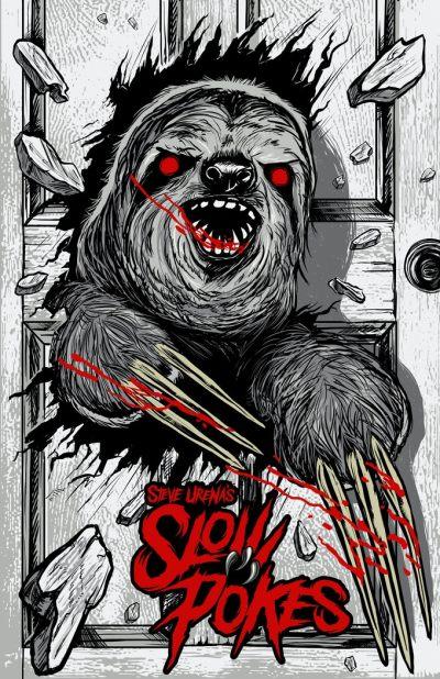 Slow Pokes Poster