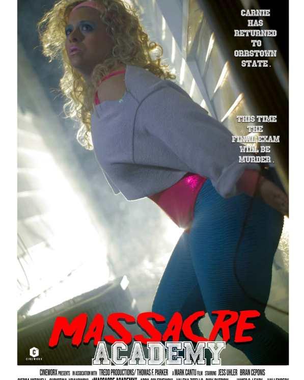 Massacre Academy (2021) 7
