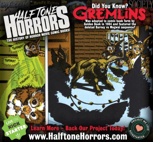 Halftone Gremlins