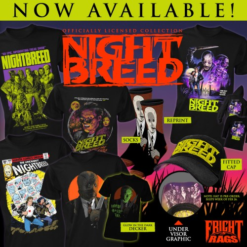 Nightbreed FrightRags