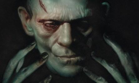 Frankenstein Greg Staples Movie Poster