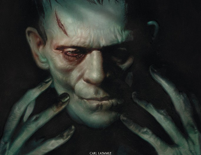 Universal Monsters by Greg Staples