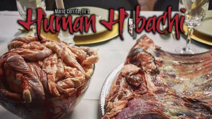 Human Hibach