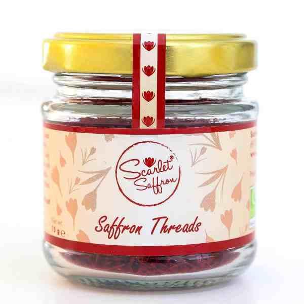 Pure Saffron Threads 15g