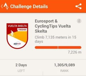 Cycle yourself fitter with Strava challenges
