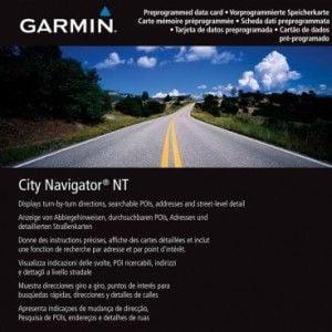 City Navigator Europe