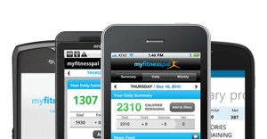 Using the MyFitnessPal app to lose weight