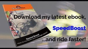 Free Ebook: SpeedBoost – How to go faster on your bike