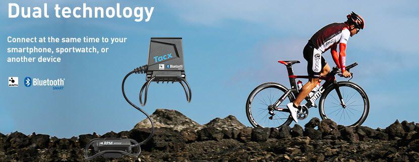 Tacx dual technology T2015 sensor