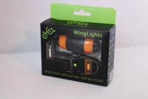 Looking for some indicators for your bicycle? Try some Winglights.