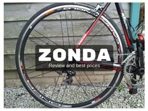 Campagnola ZONDA wheelset review