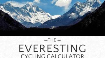 Everesting calculator