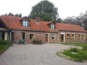 our little pad in the French countryside