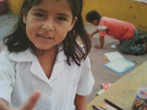 children of El Porvenir