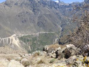 The Canyon de Colca