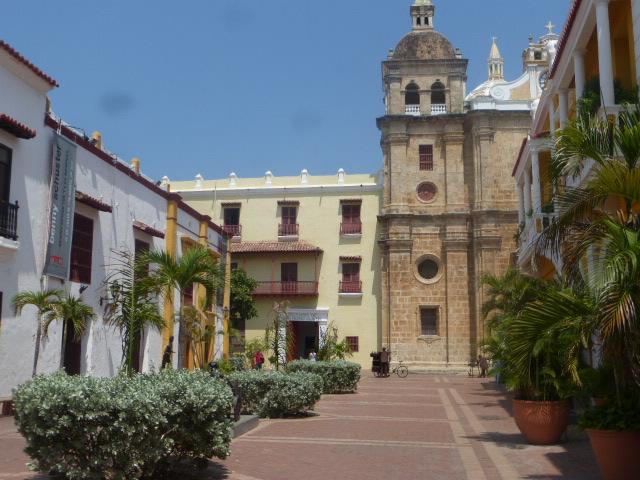 Backstreets of Cartagena