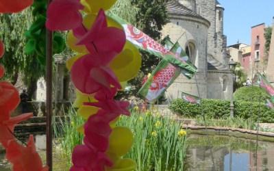 Temps de Flors;  The Girona Flower Festival