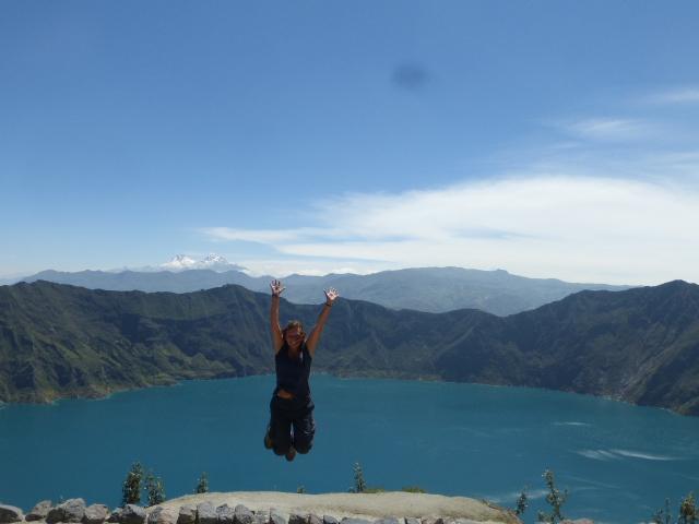 Villa de Tacvnga, Latacunga & the Quilotoa Volcano Crater Lake