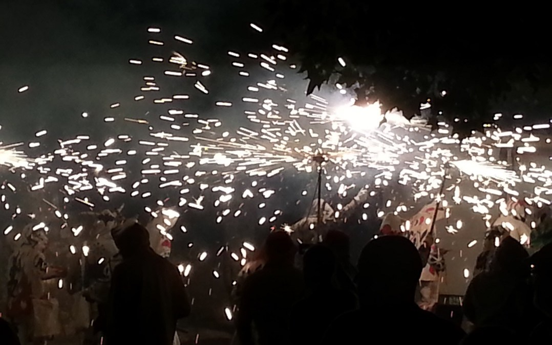 What is the Correfoc?