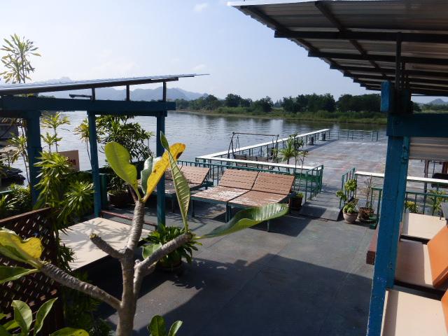 Tara Raft, The Bridge over the River Kwai, Kanchanaburi
