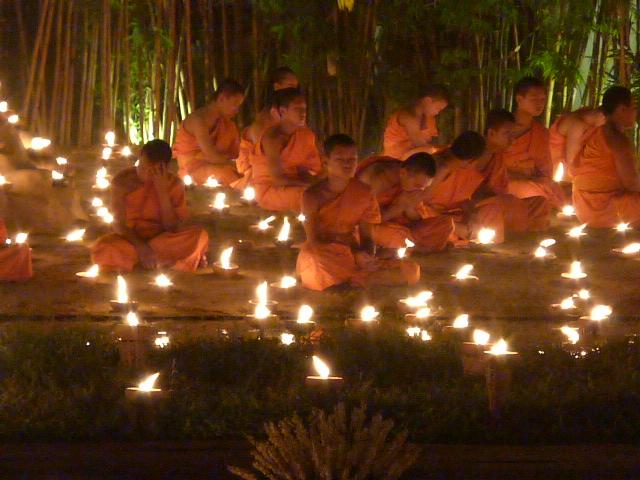 Loy Krathong lantern festival